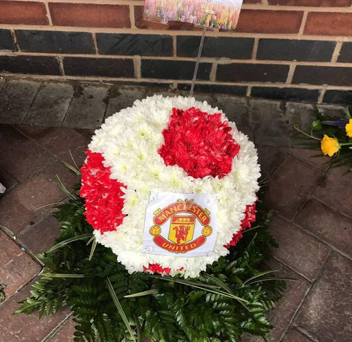 bespoke funeral flowers