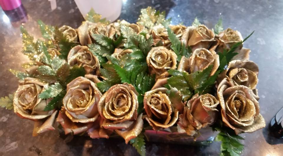 Rose Buttonholes