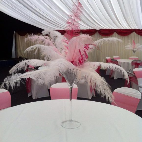 weddding centre piece